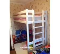 Кровать чердак №1