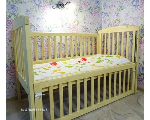 """Односпальная кровать  """"Надежда"""""""