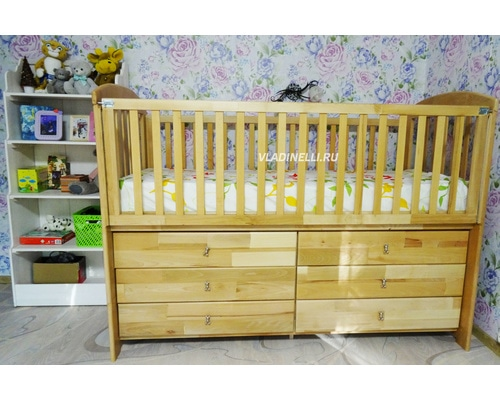 """Односпальная кровать """"Лия"""" для ребенка инвалида"""