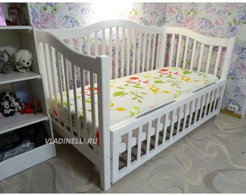 """Односпальная кровать """"Любава"""" для ребенка инвалида"""
