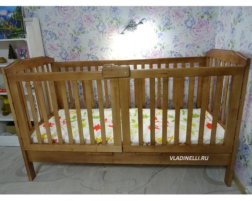 """Односпальная кровать """"Вера"""" для ребенка инвалида"""
