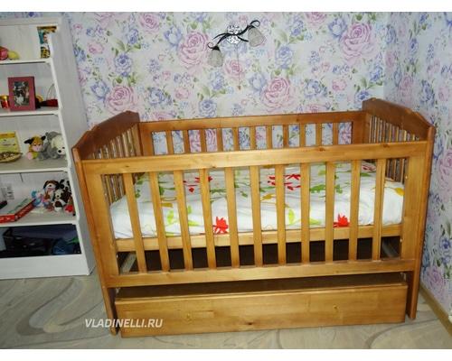 Кровать маятник увеличенного размера