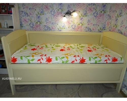 """Односпальная кровать """"Мария"""""""